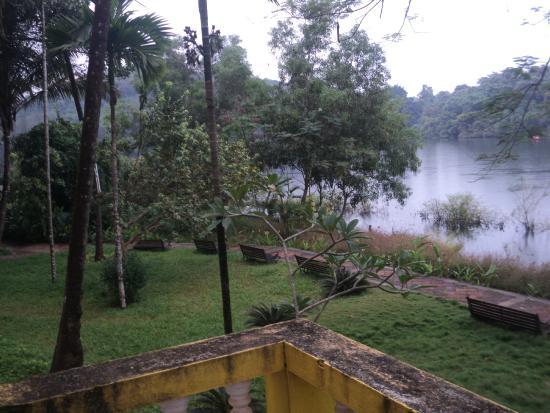 Mayem Lake View : Lake view
