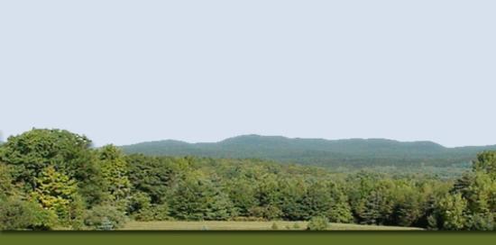 Henniker, NH: View from Double Queen Room