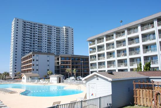 Myrtle Beach Resort By Vacations Buildings