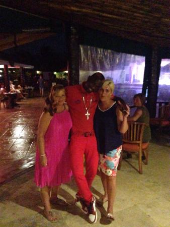 Royal Decameron Club Caribbean : Freestyle amazing dancer