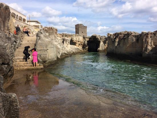 Senza parole foto di piscina naturale di marina serra - Piscina naturale puglia ...