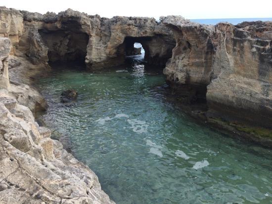 Piscina artificiale picture of piscina naturale di - Piscina naturale ...