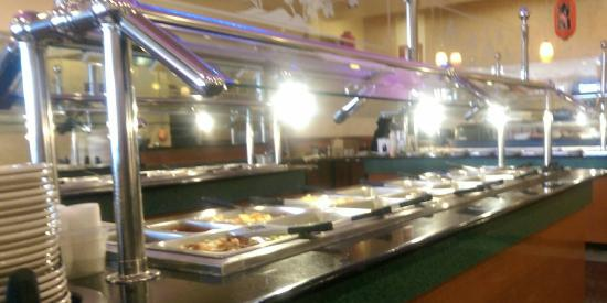 very clean buffet all your chinese favorites with rice and lo mein rh tripadvisor com