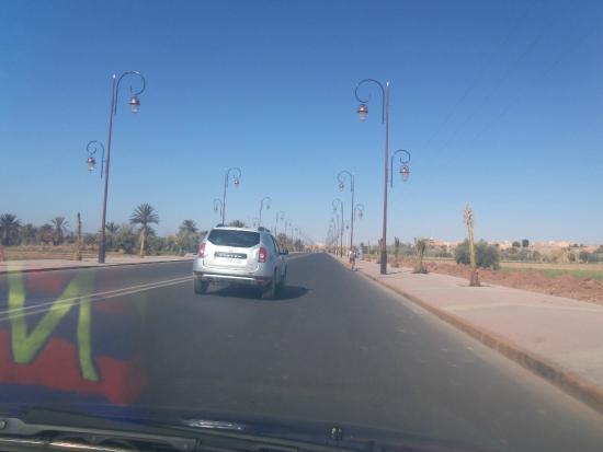 Erfoud, Μαρόκο: Ouarzazate