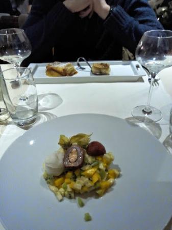 Le Clos de la Garenne: Dessert