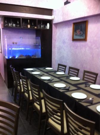 Restaurante cancamo mariscos en pontevedra con cocina - Cocinas en pontevedra ...