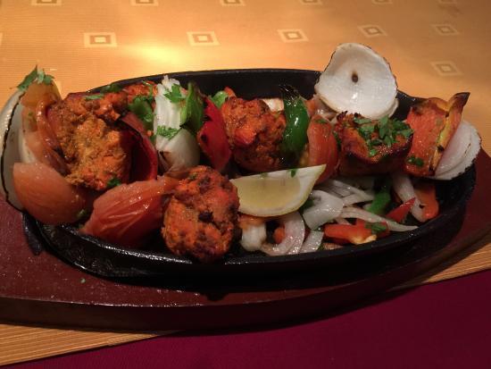 Restauranta Dayana : Chicken shachlik.