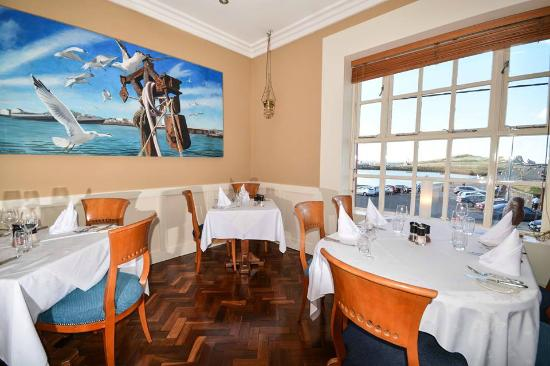 King Sitric: Harbour view Dining