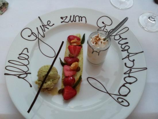 Rossini: Dessert