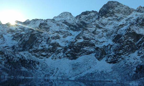 how to get to morskie oko