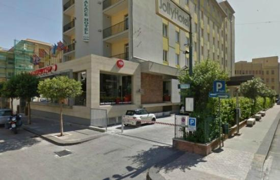 Jolly Aretusa Palace Hotel : buono... qualità prezzo