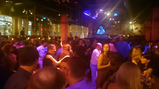Axxes Cafe Restaurant: Salsa Classica on Every second Friday