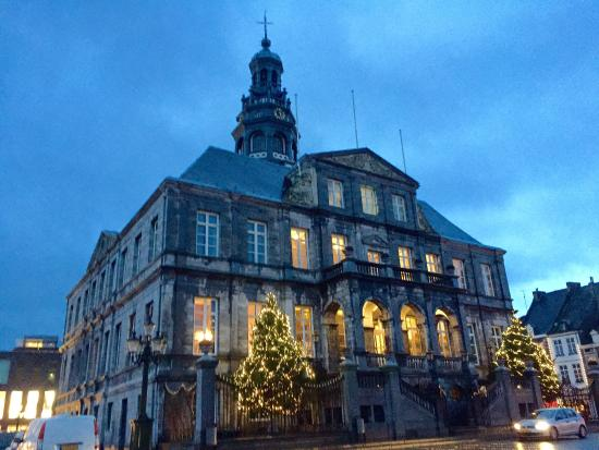 City Hall of Maastricht: Stadhuis