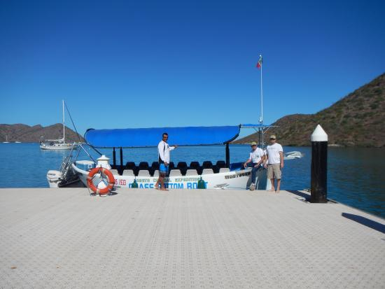 Loreto Coastal Expeditions Glass Bottom Boat