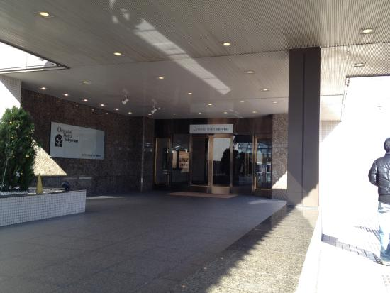 Oriental Hotel Tokyo Bay: 入り口
