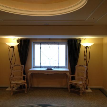 Oriental Hotel Tokyo Bay: エレベーターホール