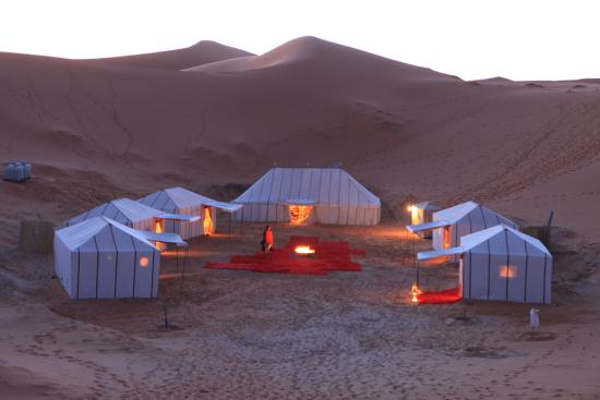 Merzouga Luxury Desert Camps