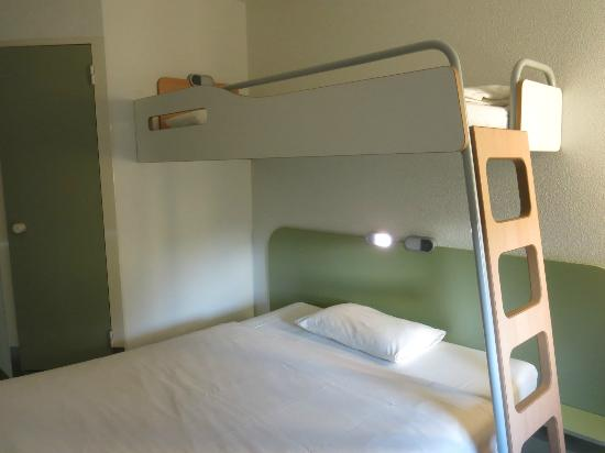 Ibis Budget Bielefeld City Ost: Watch your head