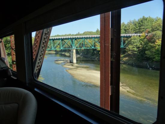 Hobo Railroad: View of the Pemi