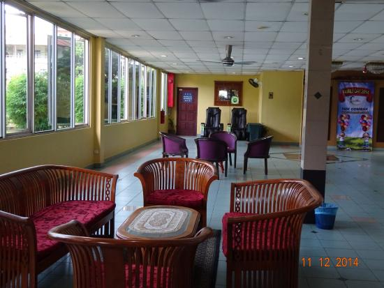 d'Village Resort : The lobby