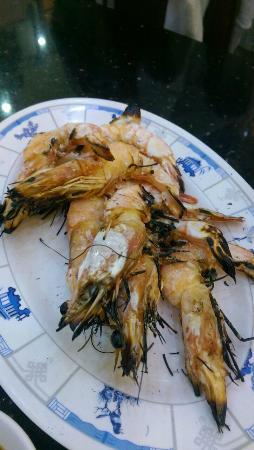 T-Pochana Ratchaprarop: River prawns