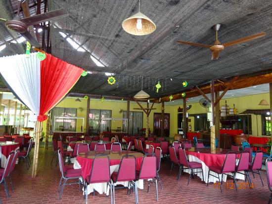 d'Village Resort : one of the restaurants