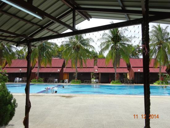 d'Village Resort : The swimming pool