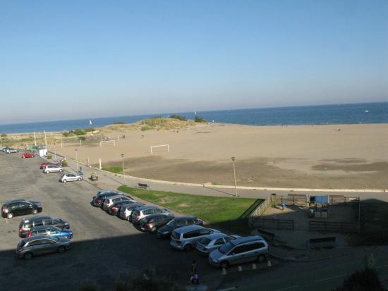 Hotel-Residence Odalys Le Neptune: Пляж
