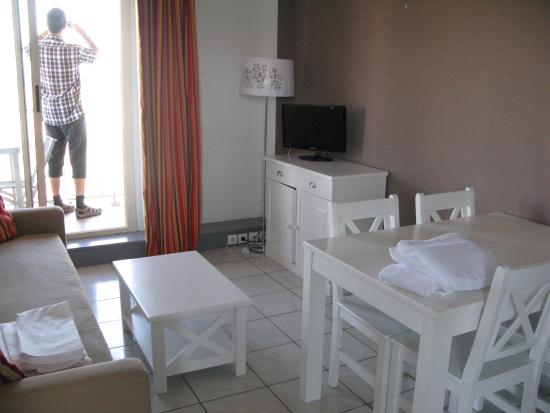 Hôtel-Résidence Le Neptune : Апартаменты