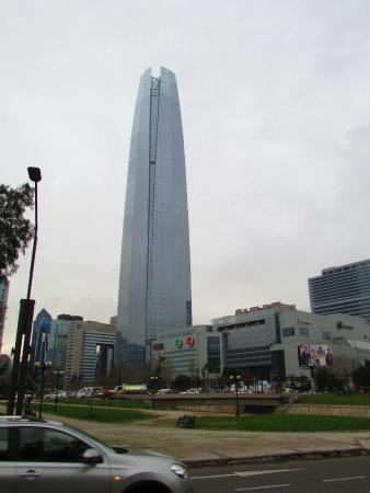 Grand Santiago Tower