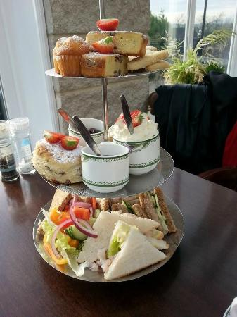 ‪‪Swinscoe‬, UK: Afternoon Tea for two‬