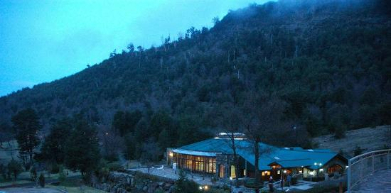 Malalcahuello Thermal Hotel & Spa: Bosque