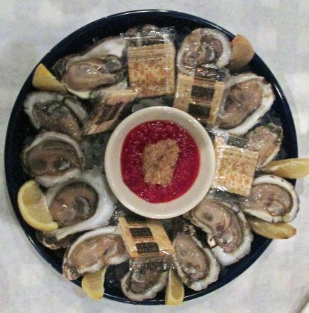Dozen oysters picture of dixie fish co birmingham for Dixie fish company