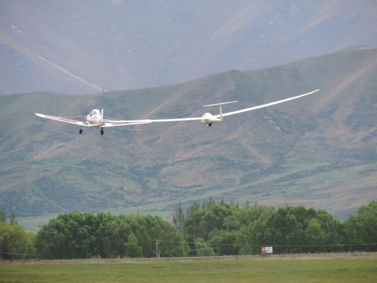 ASURE Sierra Motel: Glider flying