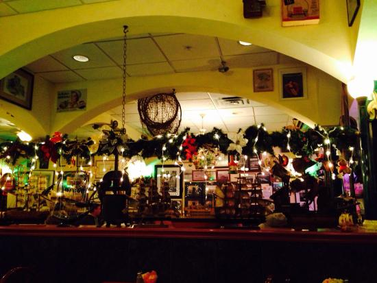 Mamie's Cafe : Beautiful decorations