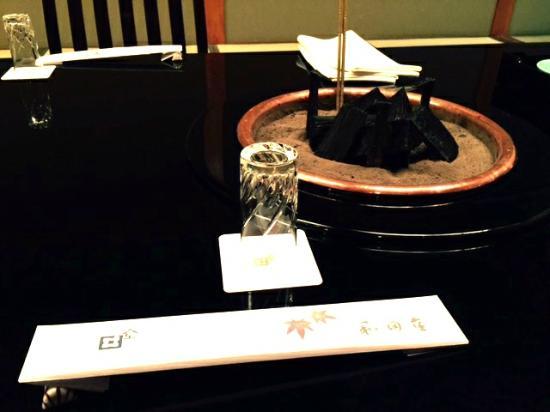 Wadakin: 菊炭で戴きました。
