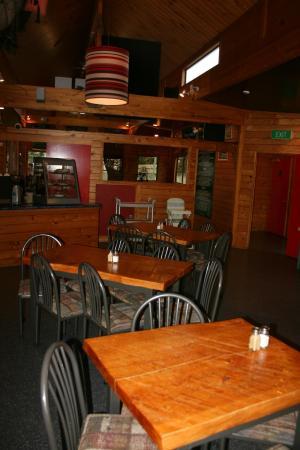 The Backyard Inn : Cocoon Cafe & Eatery