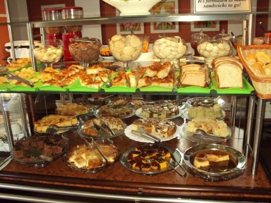 Tramandai, RS: Café da manhã