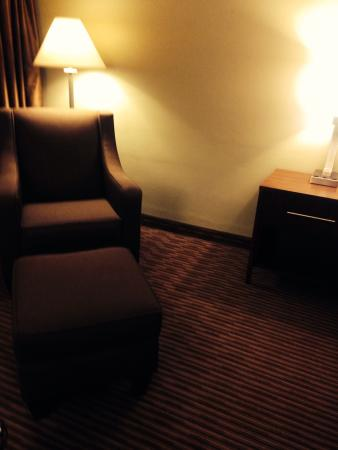 Comfort Inn Plymouth: Chair