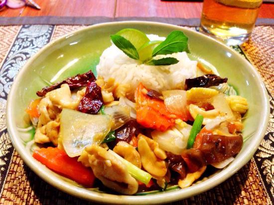 Napalai Thai Cuisine School: Mhhh