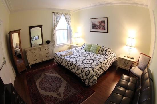 Toronto Garden Inn: Orchid Room