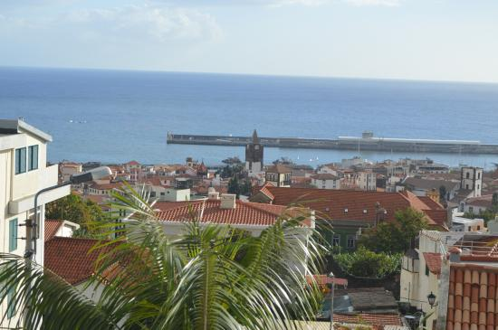 Residencial Pina : View from room #203