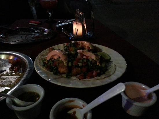 Medusa: Fish tacos