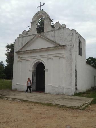 Capilla San Benito: Sencilla e histórica capilla de San Benito