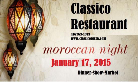 Classico Pizza and Pasta: New events @Classico