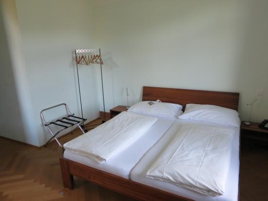 Jugendstilhotel Hotel Paxmontana : Comfort room Eckzimmer #301