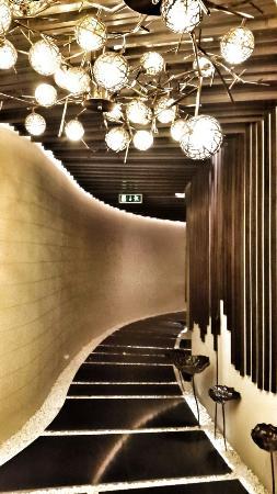 Lotte Hotel Moscow: Лабиринты спа