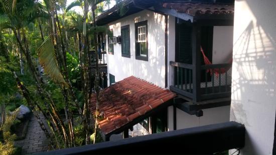 Hotel Aldeia de Sahy: Vista desde la habitación