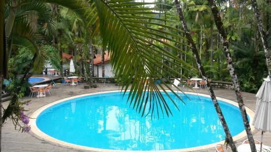 Hotel Aldeia de Sahy: Vista desde el área recreativa