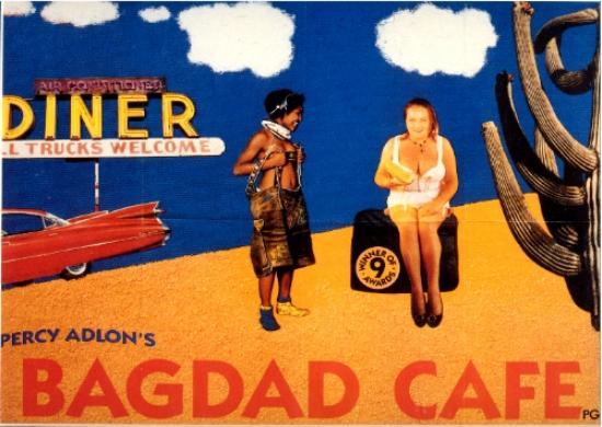 Bagdad Cafe Movie